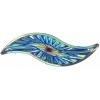 Celestial Sew-on Stone 10pcs Silouhette 14x48mm Royal Blue Aurora Borealis